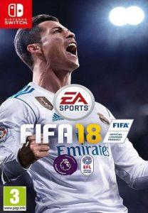 FIFA 18 (XCI) [Switch] [MF-MG-GD]