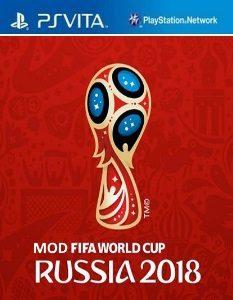 FIFA Mundial de RUSIA 2018 MOD PSVita (MaiDump) [SPANISH] [USA] [MF-MG-GD]