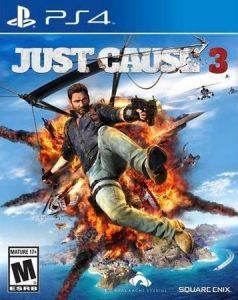 Just Cause 3 [PKG v1.05] [PS4] [EUR] [MF-MG-GD]