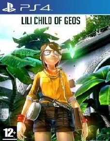 Lili: Child of Geos [PKG v1.03] [PS4] [USA] [MF-MG-GD]