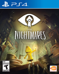 Little Nightmares [PKG v1.07] [ALL DLC] [PS4] [EUR] [MF-MG-GD]