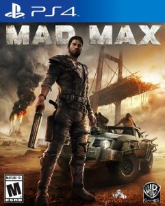 Mad Max [PKG] [v1.04+ALL DLC] [PS4] [USA] [MF-MG-GD]