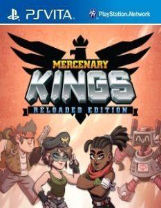 Mercenary Kings: Reloaded Edition (NoNpDrm) [F3.67] [PSVita] [USA] [MF-MG-GD]