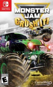 Monster Jam Crush It! (XCI) [Switch] [MF-MG-GD]