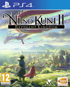 Ni no Kuni II: Revenant Kingdom [PKG] [PS4] [EUR] [MF-MG-GD]