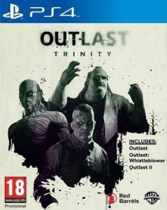 Outlast Trinity [PKG v1.03] [DLC] [PS4] [EUR] [MF-MG-GD]