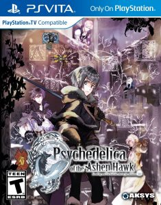 Psychedelica of the Ashen Hawk (NoNpDrm) [F3.67] [PSVita] [USA] [MF-MG-GD]