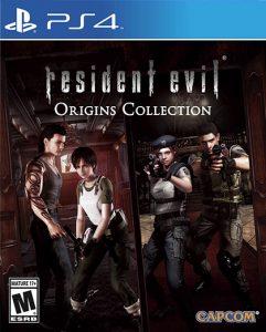 Resident Evil: Origins Collection [PKG] [PS4] [EUR] [MF-MG-GD]