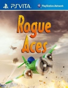Rogue Aces (NoNpDrm) [F3.65] [PSVita] [USA] [MF-MG-GD]