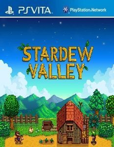Stardew Valley (Mai/3.60) [UPDATE] [PSVita] [USA] [MF-MG-GD]