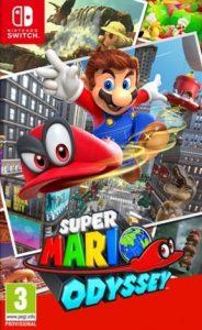 Super Mario Odyssey (XCI) [Switch] [MF-MG-GD]