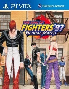 The King of Fighters '97 Global Match (NoNpDrm) [F3.67] [PSVita] [EUR] [MF-MG-GD]