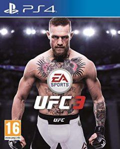 EA Sports UFC 3 [PKG] [PS4] [EUR] [MF-MG-GD]