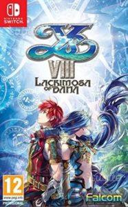Ys VIII: Lacrimosa of DANA (XCI) [Switch] [MF-MG-GD]