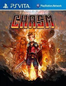 Chasm (NoNpDrm) [F3.68] [PSVita] [USA] [MF-MG-GD]
