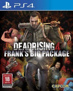 Dead Rising 4: Frank's Big Package [PKG] [PS4] [EUR] [MF-MG-GD]