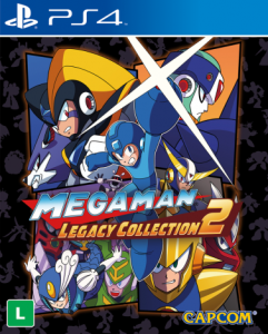 Mega Man Legacy Collection 2 [PKG v1.02] [PS4] [USA] [MF-MG-GD]
