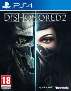 Dishonored 2 [PKG v1.01] [PS4] [EUR] [MF-MG-GD]