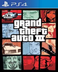 Grand Theft Auto III [PKG] [v1.01] [PS4] [EUR] [MF-MG-GD]