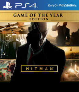 Hitman GOTY Edition [PKG] [ALL DLC] [v1.32] [PS4] [USA] [MF-MG-GD]