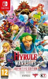 Hyrule Warriors: Definitive Edition (NSP) [UPDATE] [Switch] [MF-MG-GD]