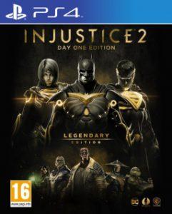 Injustice 2: Legendary Edition [PKG] [LATINO] [PS4] [USA] [MF-MG-GD]