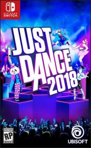 Just Dance 2018 (NSP) [UPDATE] [Switch] [MF-MG-GD]
