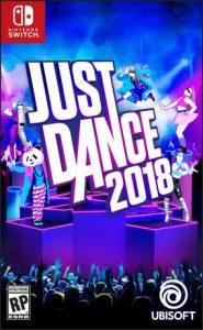 Just Dance 2018 (NSP) [UPDATE] [Switch] [MF-MG-GD]