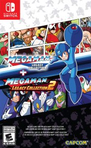 Mega Man Legacy Collection 1 + 2 (NSP) [Switch] [MF-MG-GD]