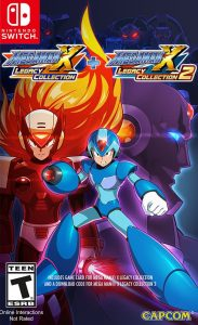 Mega Man X Legacy Collection 1 y 2 (NSP) [Switch] [MF-MG-GD]
