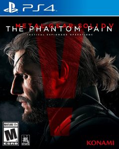 Metal Gear Solid V: The Phantom Pain [PKG v1.02] [PS4] [EUR] [MF-MG-GD]