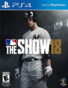 MLB The Show 18 [PKG] [PS4] [EUR] [MF-MG-GD]
