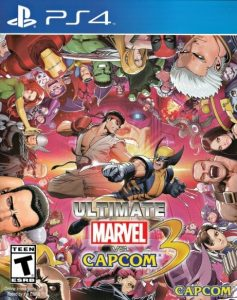 Ultimate Marvel vs. Capcom 3 [PKG v1.03] [PS4] [USA] [MF-MG-GD]