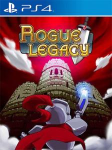 Rogue Legacy [PKG v1.02] [PS4] [EUR] [MF-MG-GD]