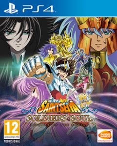 Saint Seiya: Soldiers' Soul [PKG] [LATINO] [PS4] [USA] [MF-MG-GD]