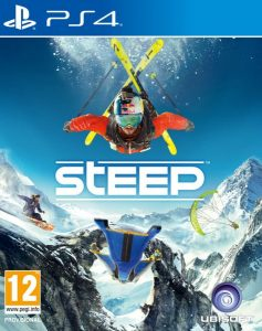 Steep [PKG] [PS4] [EUR] [MF-MG-GD]