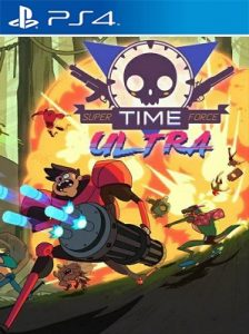 Super Time Force Ultra [PKG v1.01] [PS4] [EUR] [MF-MG-GD]