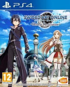 Sword Art Online: Hollow Realization [PKG] [PS4] [USA] [MF-MG-GD]