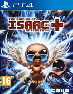 The Binding of Isaac: Afterbirth+ [PKG v1.01] [PS4] [EUR] [MF-MG-GD]