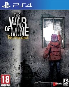 This War of Mine: The Little Ones [PKG] [PS4] [EUR] [MF-MG-GD]