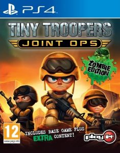 Tiny Troopers: Joint Ops [PKG v1.01] [PS4] [EUR] [MF-MG-GD]