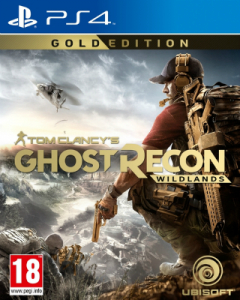 Tom Clancy's Ghost Recon: Wildlands Gold Edition [PKG] [LATINO] [v1.18] [PS4] [USA] [MF-MG-GD]