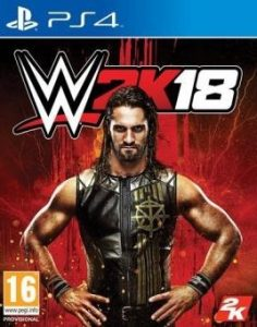 WWE 2K18 [PKG] [v1.08] [PS4] [USA] [MF-MG-GD]