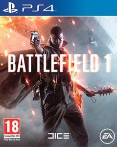 Battlefield 1 [PKG v1.01] [PS4] [USA] [MF-MG-GD]