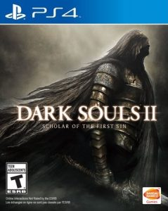 Dark Souls II: Scholar of the First Sin [PKG] [v1.02] [PS4] [EUR] [MF-MG-GD]