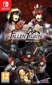 Fallen Legion: Rise to Glory (NSP) [UPDATE] [Switch] [MF-MG-GD]