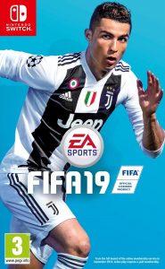 FIFA 19 (NSP/XCI) [UPDATE] [Switch] [MF-MG-GD]