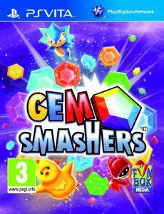 Gem Smashers (NoNpDrm) [F3.63] [PSVita] [EUR] [MF-MG-GD]