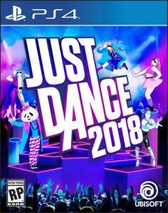 Just Dance 2018 [PKG] [PS4] [EUR] [MF-MG-GD]