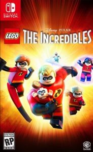 LEGO The Incredibles (NSP) [Switch] [MF-MG-GD]